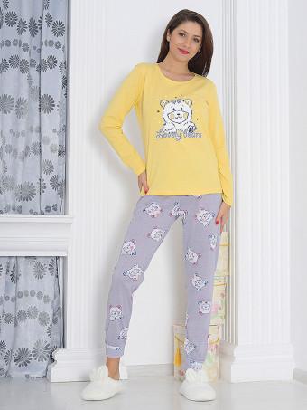 Pijama Dama Baki 5100