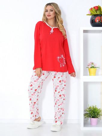 Pijama Dama Baki Hearts 01