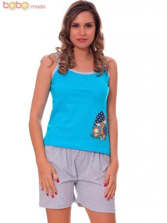 Pijama Dama Elif 02