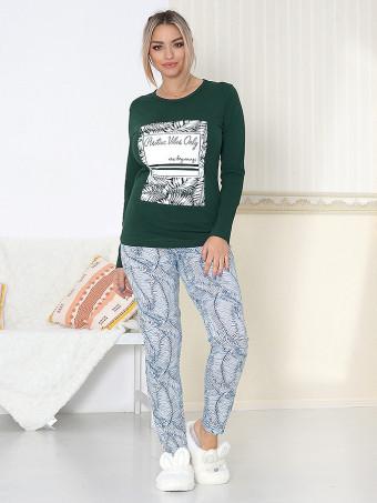 Pijama Dama Masura Mare MBLM 16076