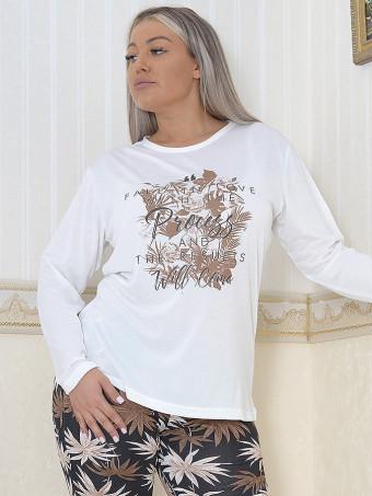 Pijama Dama Masura Mare MBLM 16130