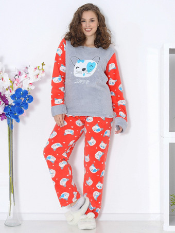 Pijama Groasa 5030