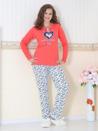 Pijama Groasa Baki 3066-03