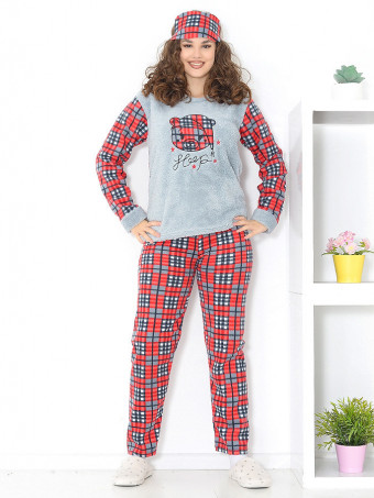 Pijama Groasa Elsa 3132-02