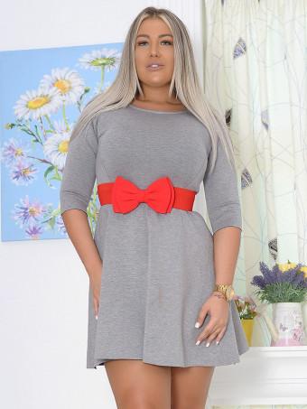 Rochie Clos Valencia Grey 01