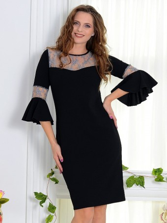 Rochie Mia Pasione Black 04