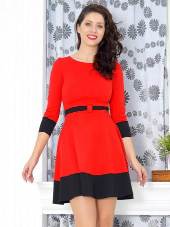Rochie Serenada Red