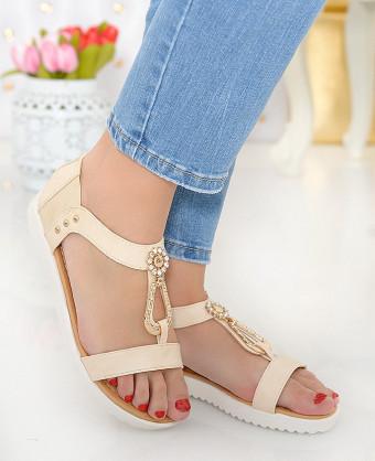 Sandale Luxury Beige