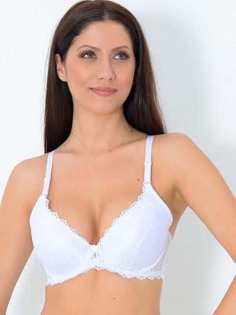 Sutien Cupa C 88156 White