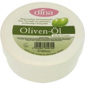 Crema cu extract de masline verzi Dina 62511 , 100ml
