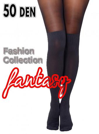 Dres Fashion Fantasy 50 DEN Fig. 22 Graphit