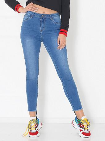 Pantaloni Dama Jeans 9732