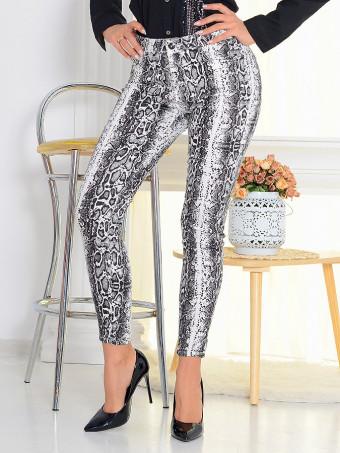 Pantaloni Dama Jeans P1033