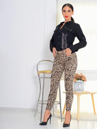 Pantaloni Dama Jeans P1037