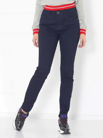Pantaloni Jeans Masura Mare W8125