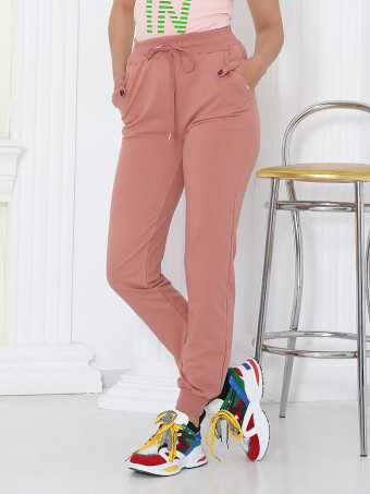 Pantaloni Sport 2251 Dark Rose