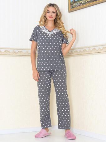 Pijama Dama Baki 164