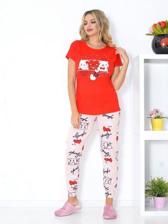 Pijama Dama Baki 2000-01
