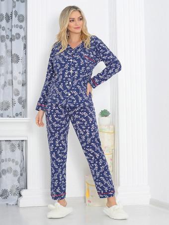 Pijama Dama Baki 443-02