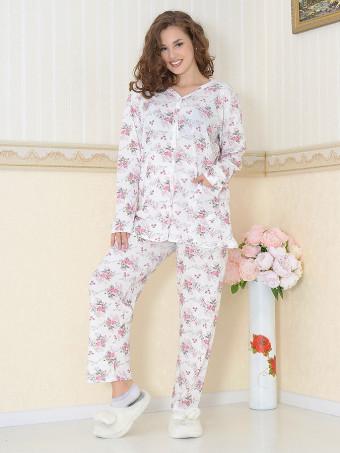 Pijama Dama Masura Mare 4013