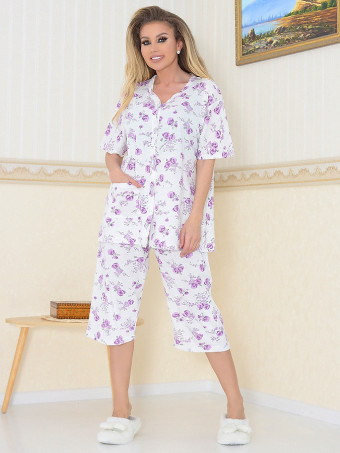 Pijama Dama Masura Mare Lally 500-05