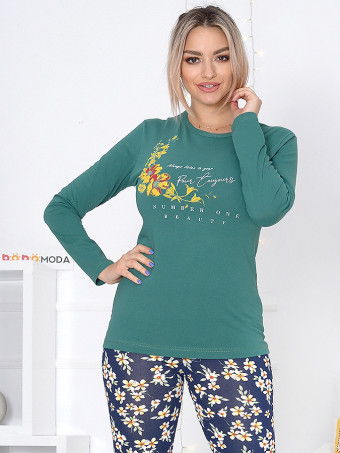 Pijama Dama Masura Mare MBLM 16078