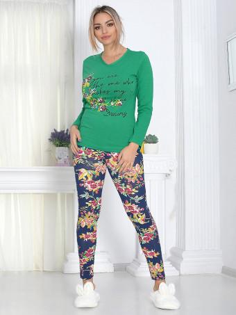 Pijama Dama Masura Mare MBLM 16128