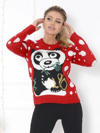 Pulover Dama Christmas 5213-03