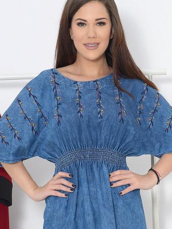 Rochie Jeans Ella 912-01