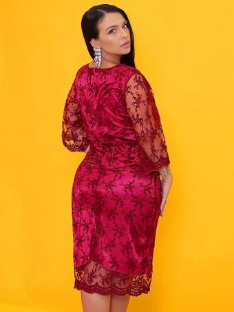 Rochie Masura Mare Prestige 07