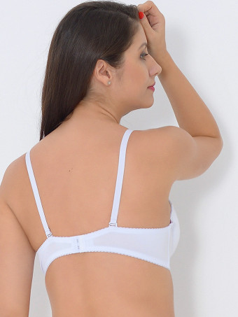 Sutien Cupa C 80123 White