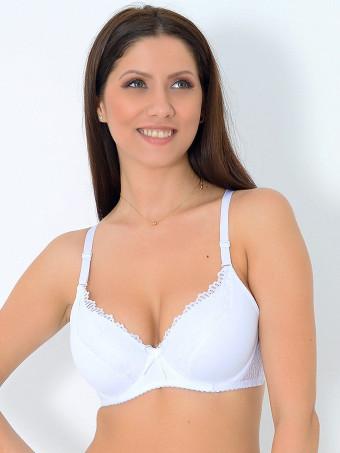Sutien Cupa C 88157 White