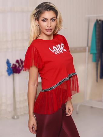 Tricou Dama 4550-01