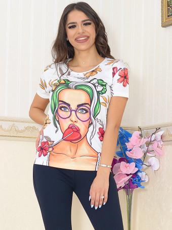 Tricou Dama Candy 02
