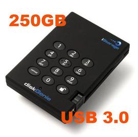 iStorage diskAshur 250GB 256-bit