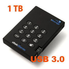 Poze iStorage diskAshur 1TB 256-bit