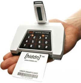 [hiddn] Crypto Adapter Plug & Protect