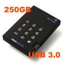 iStorage diskAshur 250GB 256-bit