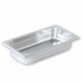 Container inox GN 1/3-065 mm, 2.5 litri