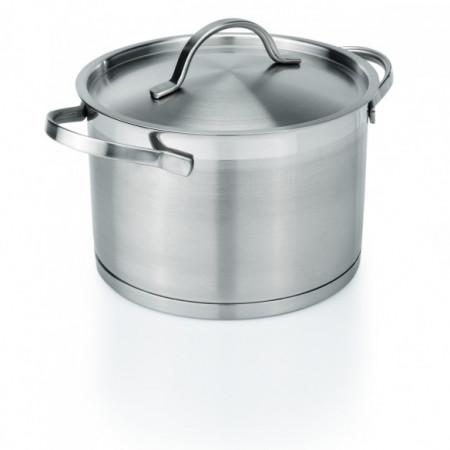 Poze Cratita inox cu capac, 4.2 litri