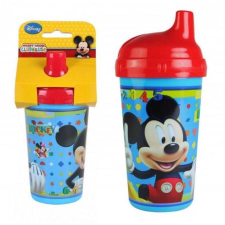 Pahar Cu Capac Pentru Copii Mickey  300 Ml