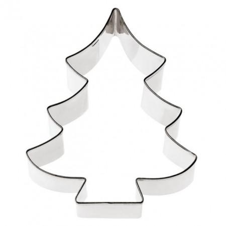 Poze Forma inox model bradulet Pin