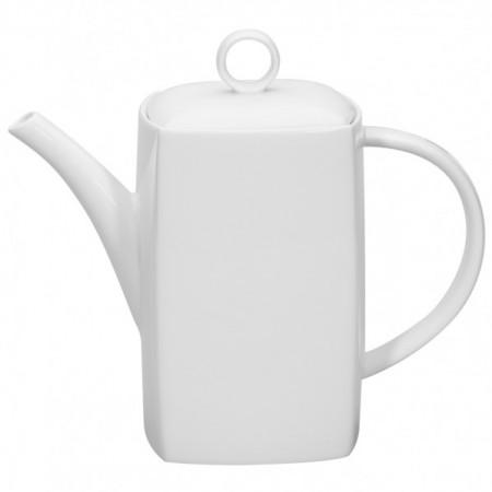 Cafetiera portelan, 1150 ml - model Carre images