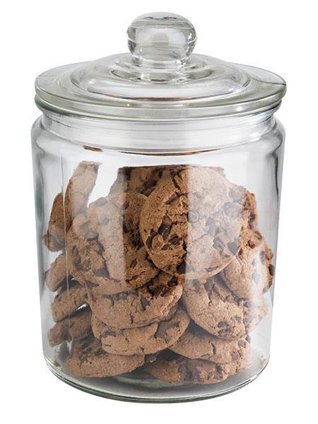 Borcan prajiturele, 2 litri, cu capac images