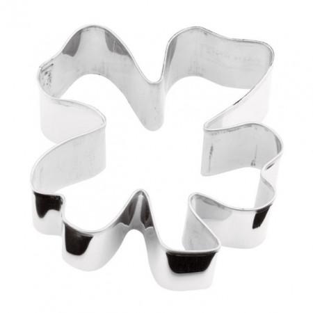 Poze Forma inox model Trifoi cu 4 foi