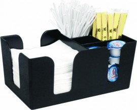 Organizator bar Caddy, 6 compartimente