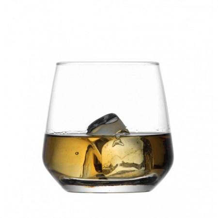 Pahar Apa/whisky Model Lal  345 Cc