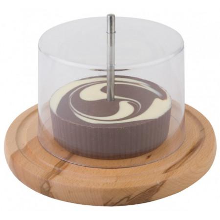 Dispozitiv pentru ras branza sau ciocolata