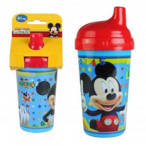Pahar cu capac pentru copii Mickey, 300 ml