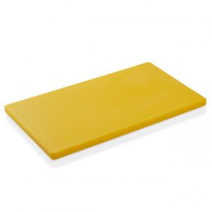 Blat/tocator HACCP GN 1/1, 53x32,5x2 cm, culoare galbena